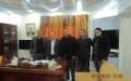 زيارة مدير الحكم المحلي لبلدية قفين
