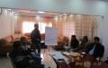 اجتماع بؤريا لمناقشة مشروع تأهيل شارع مسجد الرحمن/ منحه صندوق ...