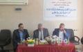 افتتاح مشروع اعادة تاهيل شبكة المياه في قفين