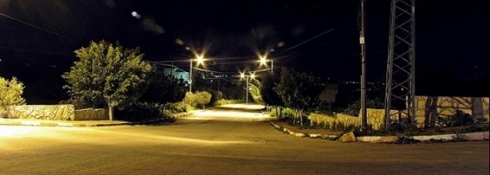 مدخل بلدية قفين