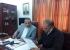 بلدية قفين توقع اتفاقيه مشروع صندوق تطوير واقراض البلديات